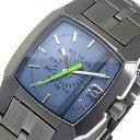 ディーゼル DIESEL クリフハンガー クオーツ メンズ 腕時計 時計 DZ1602 ブルー【楽ギフ_包装】