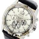 セイコー SEIKO ロード LORD クロノ クオーツ メンズ 腕時計 時計 SPC196P1 ホワイト【楽ギフ_包装】