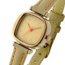 コモノ KOMONO Moneypenny Pale Camel クオーツ レディース 腕時計 時計 KOM-W1206 ベージュ