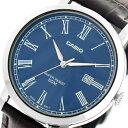 【希少逆輸入モデル】 カシオ CASIO 腕時計 時計 メンズ MTP-E149L-2B クォーツ ネイビー ダークブラウン
