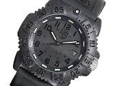 ルミノックス LUMINOX 腕時計 ネイビーシールズ レディース 7051 BLACKOUT【楽ギフ_包装】【送料無料】
