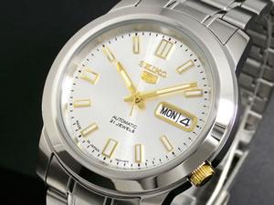 セイコー 5 SEIKO FIVE 腕時計 時計 自動巻き 日本製 SNKK09J1【RCP】