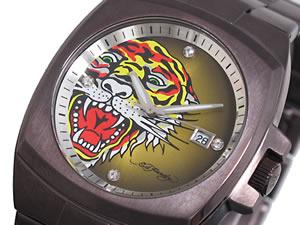 エドハーディー ED HARDY 腕時計 メンズ KS-BRY【_包装】【RCP】H2
