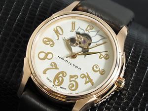 ハミルトンHAMILTON腕時計ジャズマスターレディースH32345483【送料無料】【33%OFF】【セール】【YDKG円高還元ブランド】