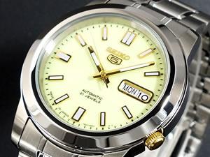 セイコー 5 SEIKO ファイブ 腕時計 自動巻き 日本製 SNKK19J1【RCP】【送料無料】 【送料無料】