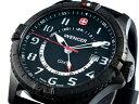 ウェンガー WENGER スクアドロン ジーエムティー 腕時計 77073【送料無料】