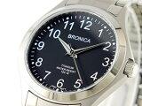 ブロニカ BRONICA 腕時計 時計 メンズ BR-815M-BK【楽ギフ包装】【RCP】H2