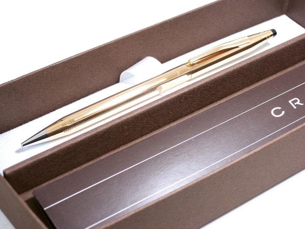 CROSS クロス クラシック センチュリー シャープペン 150305 14金張り【_包装】【送料無料】 【送料無料】