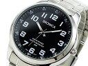 ブロニカ BRONICA ソーラー 腕時計 時計 BR-810M-1BK-N ブラック【YDKG 円高還元 ブランド】【71%OFF】【セール】【楽ギフ_包装】【RCP】