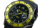 アバランチ AVALANCHE 腕時計 AV-1023S-YW イエロー×ブラック【楽ギフ_包装】