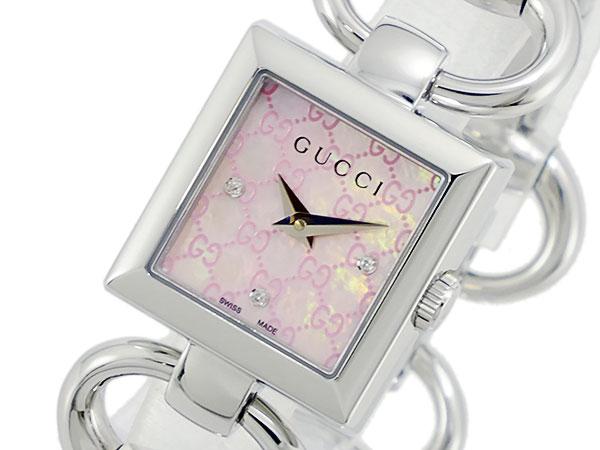 グッチ GUCCI トルナブォーニ クオーツ レディース 腕時計 YA120518【_包装】【送料無料】 【送料無料】