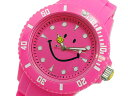 スマイリー SMILEY 腕時計 時計 レディース/キッズ WC-HBSIL-PK【楽ギフ_包装】