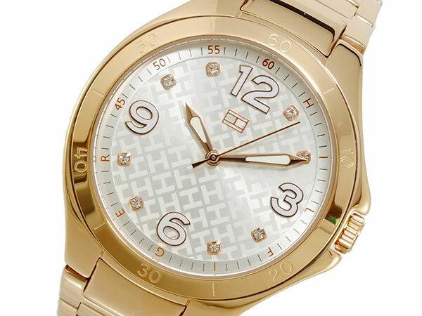 トミー ヒルフィガー TOMMY HILFIGER クォーツ  レディース 腕時計 時計 1781316【_包装】【送料無料】 【送料無料】【ラッピング無料】