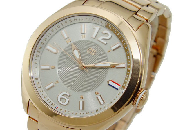 トミー ヒルフィガー TOMMY HILFIGER クオーツ メンズ 腕時計 時計 1781369【_包装】【送料無料】 【送料無料】【ラッピング無料】