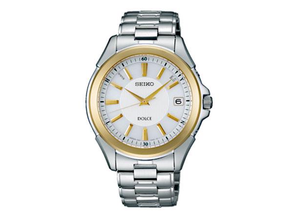 セイコー SEIKO ドルチェ ソーラー 電波 メンズ 腕時計 SADZ150 国内正規【_包装】【送料無料】 【送料無料】