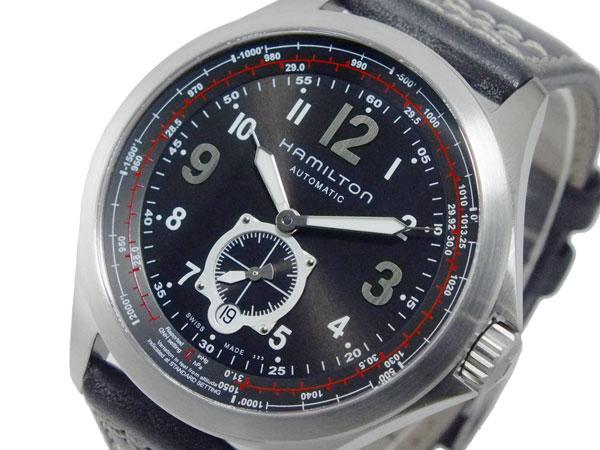 ハミルトン HAMILTON カーキ アビエイション 自動巻 メンズ 腕時計 H76655733【_包装】【送料無料】【smtb-F】 【送料無料】