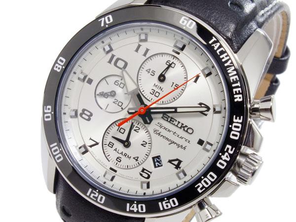 セイコー SEIKO スポーチュラ クオーツ メンズ 腕時計 SNAF35P1【_包装】【送料無料】 【送料無料】