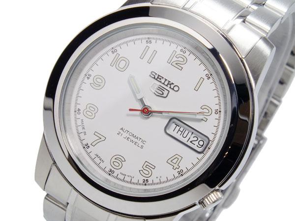 セイコー SEIKO セイコー5 SEIKO 5 自動巻き 腕時計 時計 SNKK33J1【_包装】 【ラッピング無料】