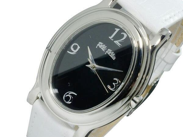 フォリフォリ FOLLI FOLLIE クオーツ レディース 腕時計 時計 S1332L-SKW ホワイト【_包装】 P11Apr15 【ラッピング無料】