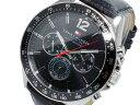 トミー ヒルフィガー TOMMY HILFIGER クオーツ メンズ 腕時計 時計 1791117【楽ギフ_包装】【送料無料】