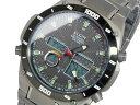 エルジン ELGIN ソーラー 電波 メンズ チタン ワールドタイム 腕時計 時計 FK1397TI-BP【楽ギフ_包装】【送料無料】