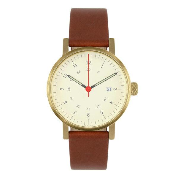 ピーオーエス POS VOID V03D クオーツ メンズ 腕時計 時計 VID020040 オフホワイト【_包装】 【ラッピング無料】