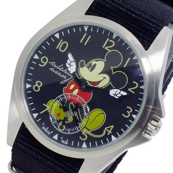 ディズニー ミッキー MICKEY LIMITED EDITION 替えベルト付 腕時計 時計 DM-01BK【_包装】 【ラッピング無料】