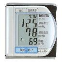 タニタ(TANITA) デジタル血圧計(手首式)TANITA BP-210-PR