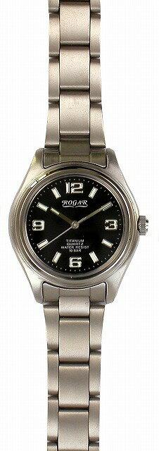 【ROGAR】ローガル レディース腕時計 RO-040LB 10気圧防水(日本製) /5点入り(き) ROGAR ローガルは国内にて製造しております。