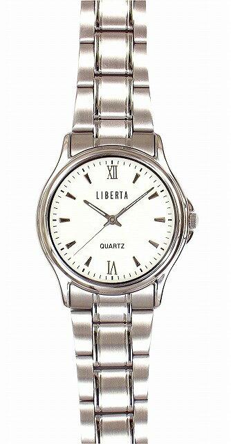 【LIBERTA】リベルタ メンズ腕時計 LI-036MW 日常生活用防水(日本製) /5点入り(き) LIBERTA リベルタは国内にて製造しております。