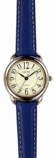 【LIBERTA】リベルタ レディース腕時計 LI-039LN-04 日常生活用防水(日本製) /5点入り(き) LIBERTA リベルタは国内にて製造しております。