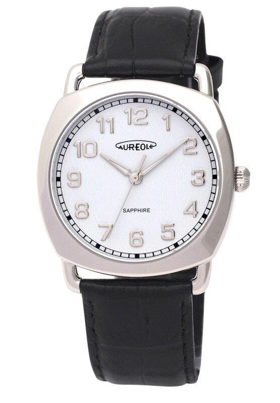 【AUREOLE】オレオール メンズ腕時計 SW-579M-3 アナログ表示 日常生活用防水 /10点入り(き) 【AUREOLE】優れた機能性と洗練されたデザイン
