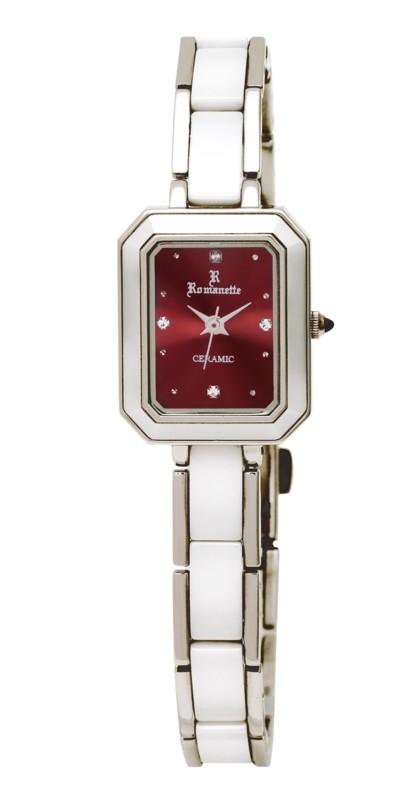 【ROMANETTE】ロマネッティ レディース腕時計 RE-3527L-4 アナログ表示 日常生活用防水 /10点入り(き) デザイン性、機能性を兼ね備え、世界基準のクオリティを実現