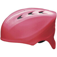 SSK 野球 ソフトボール用キャッチャーズヘルメット レッド(20) Lサイズ CH225の画像