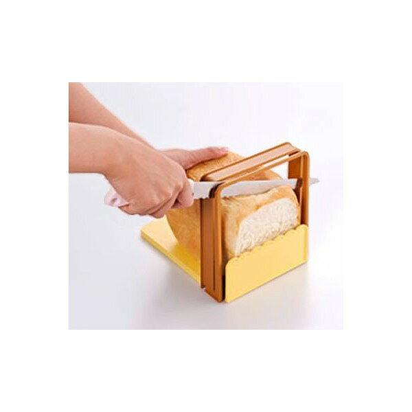 【貝印】パン切りナイフ&ガイドセット AC-0059