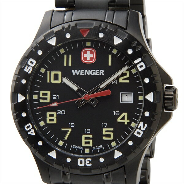 WENGER ウェンガー 腕時計 WEN79309 メンズ オフロード ブラック【送料無料】 【送料無料】腕時計 WEN79309 メンズ オフロード ブラック