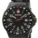 WENGER ウェンガー 腕時計 WEN79309 メンズ オフロード ブラック【送料無料】