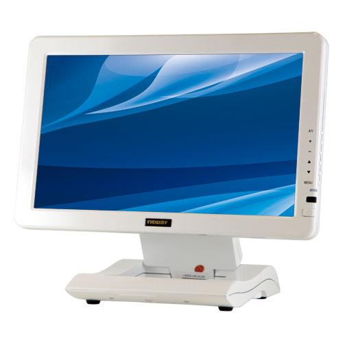 10.1型ワイドHDMI端子搭載液晶モニター エ...の商品画像