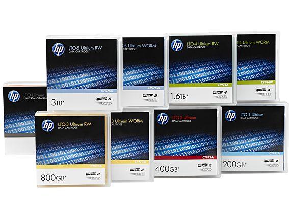 日本ヒューレット・パッカード株式会社 HPE LTO7 Ultrium 15TB RW データカートリッジ(代引不可)