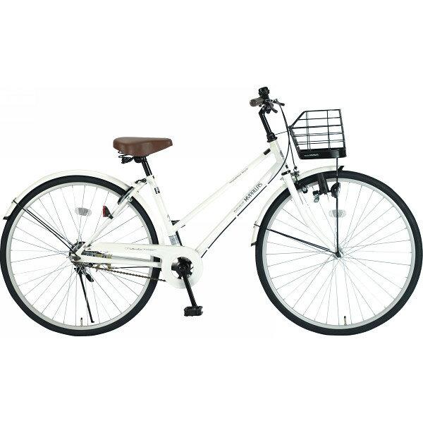 マイパラス 26型 シティサイクル ホワイト Mー512W