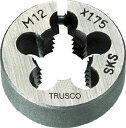 TRUSCO 丸ダイス 50径 M22×2.5 (SKS) T50D22X2.5