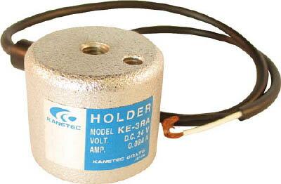 カネテック 自動釈放形電磁ホルダー【KE-4RA】(マグネット用品・電磁ホルダ)