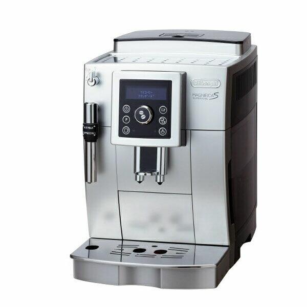 デロンギ マグニフィカS スペリオレ全自動コーヒーマシン【ECAM23420SBN】