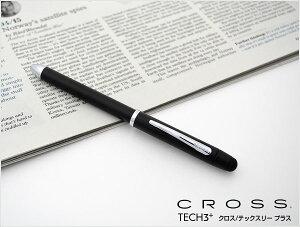 クロステックスリープラスCROSSTECH3+複合ペンボールペンシャープペン#AT0090【あす楽対応】【YDKG円高還元ブランド】【RCP】
