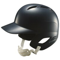 ZETT(ゼット) BHL270 少年硬式打者用ヘルメット ネイビー JO(58〜60cmの画像