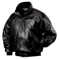 ZETT(ゼット) BOG855 少年用グラウンドコート 1900 ブラック 150【送料無料】の画像