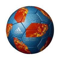adidas(アディダス) サッカーボール adidas ワールドカップ2018 テルスター18 グライダー 4号球 AF4304SKORの画像