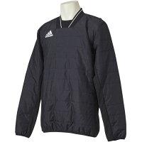 adidas(アディダス) RENGI ウォーマートップ(中綿) DKI79 【カラー】ブラック 【サイズ】J/Lの画像