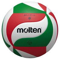 モルテン(Molten) バレーボール5号球 鈴入りボール V5M9050【送料無料】の画像