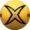 モルテン(Molten) ハンドボール2号球 ヌエバX1200(イエロー) H2X1200Y
